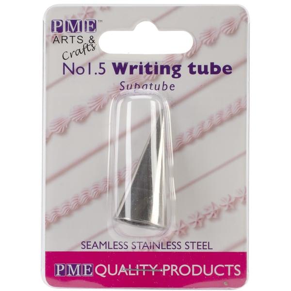 Seamless Stainless Steel SupatubeWriter #1.5
