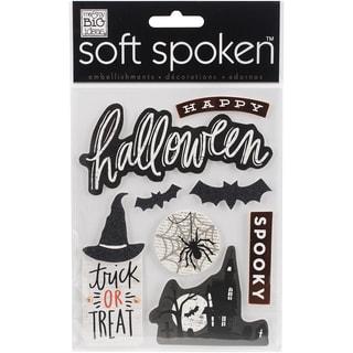 Soft Spoken Themed EmbellishmentsHalloween Spooky