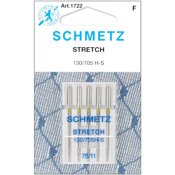 Stretch Machine NeedlesSize 11/75 5/Pkg