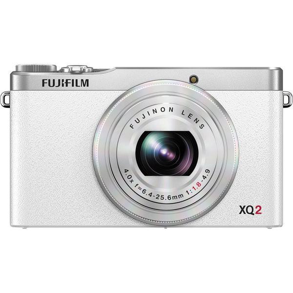 Fujifilm XQ2 Digital Camera (White)