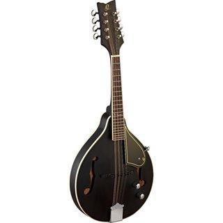 Ortega Guitars RMAE40SBK A-Style Series Maple Mandolin
