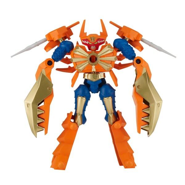 Bandai Power Rangers Mixx N Morph Gold Ranger 16111503
