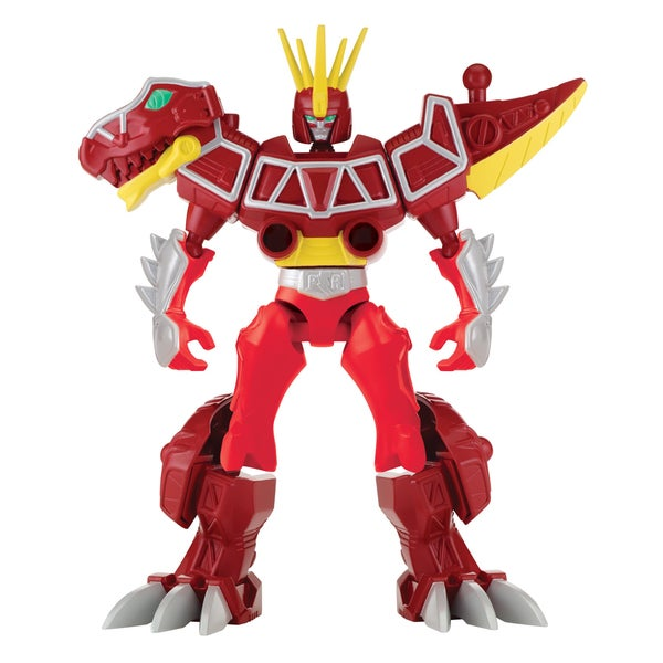 Bandai Power Rangers Mixx N Morph Red Ranger 16111505