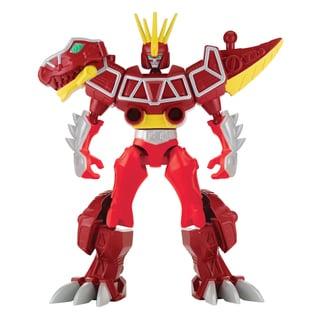 Bandai Power Rangers Mixx N Morph Red Ranger