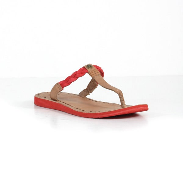 Ugg Women's Bria Tomato Soup Sandals