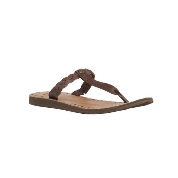 Ugg Women's Bria Chocolate Sandals