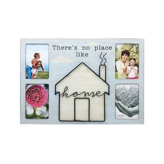 MELANNCO 4O PENING HOME SENTIMENT PICTURE FRAME