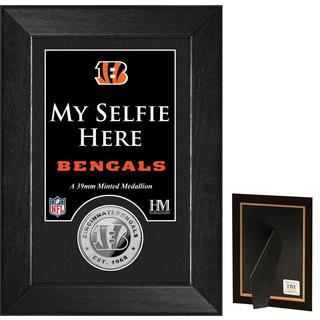 Cincinnati Bengals 'Selfie' Minted Coin Mini Mint