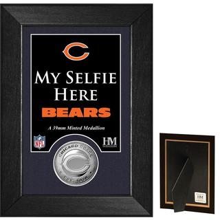 Chicago Bears 'Selfie' Minted Coin Mini Mint