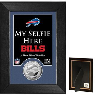 Buffalo Bills 'Selfie' Minted Coin Mini Mint