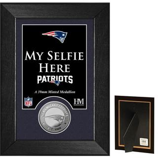 New England Patriots 'Selfie' Minted Coin Mini Mint