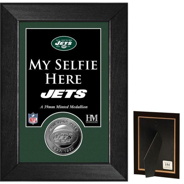 New York Jets 'Selfie' Minted Coin Mini Mint