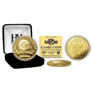 Washington Redskins 2015 Game Coin