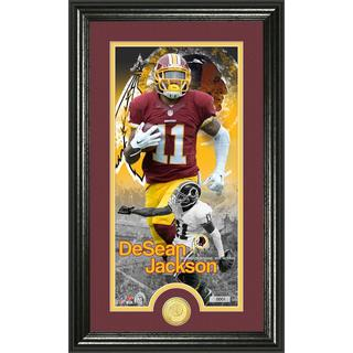 DeSean Jackson 'Supreme' Bronze Coin Panoramic Photo Mint