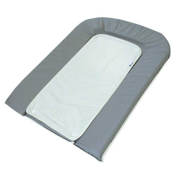 Candide Portable Grey Changing Pad