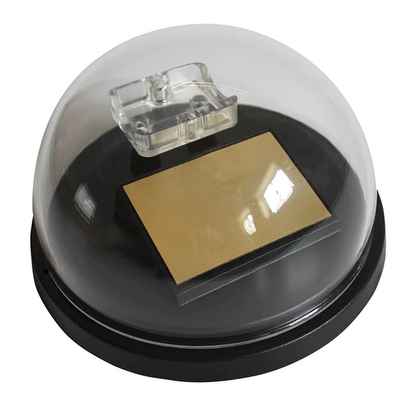 Memento KeepSafe Display Case with Plaque