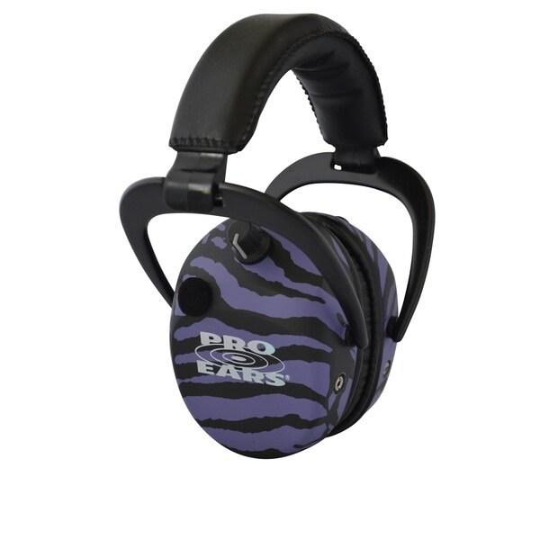 Pro Ears Stalker Camo Gold