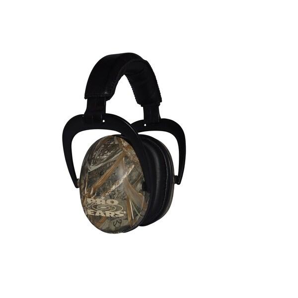 Pro Ears Ultra Sleek Hearing Protection Purple Ear Muffs