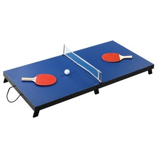 Drop Shot 42-in Portable Table Tennis Set