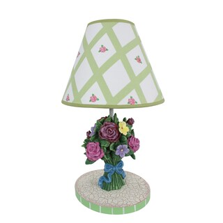 Teamson Fantasy Fields Bouquet Table Lamp