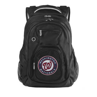 Denco Sports MLB Washington Nationals 17.5-inch Laptop Backpack