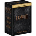 Hobbit: Motion Picture Trilogy Extended Editions (DVD)
