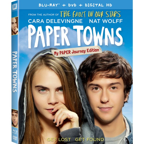 Paper Towns (Blu-ray/DVD) 16118107