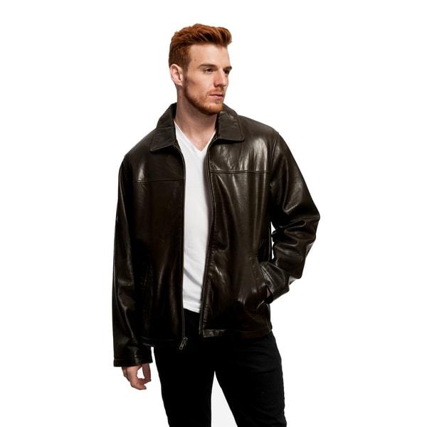 Men's Dean Leather Jacket 16119825