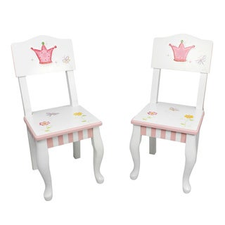 Fantasy Fields - Princess & Frog Set of 2 Chairs