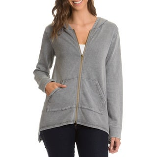 Chelsea and Theodore Women's A-Line Hoodie