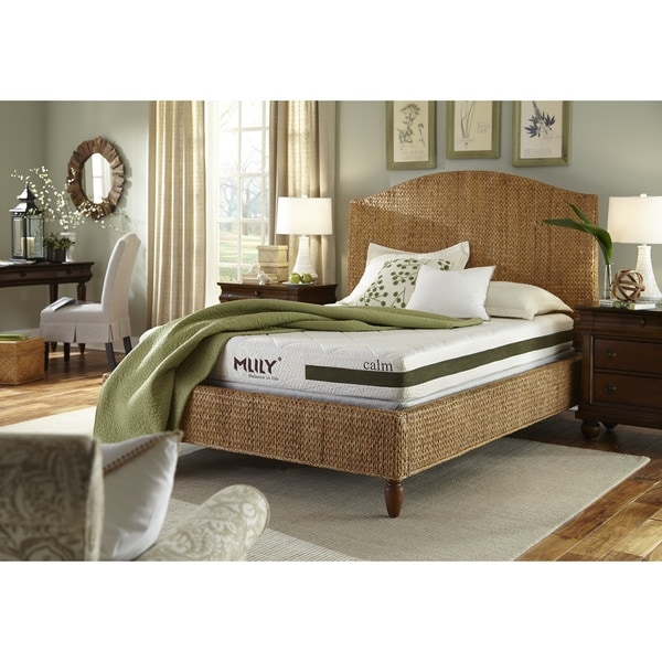 Mlily Calm 8-inch Cal King-size Memory Foam Mattress