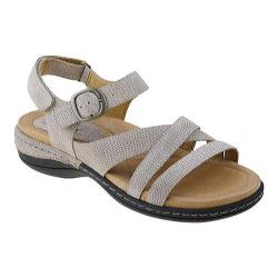 Women's Earth Aster Ankle Strap Sandal Taupe Nubuck