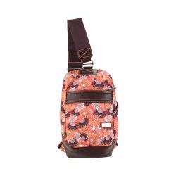 Hadaki by Kalencom Urban Daisies Sling Backpack