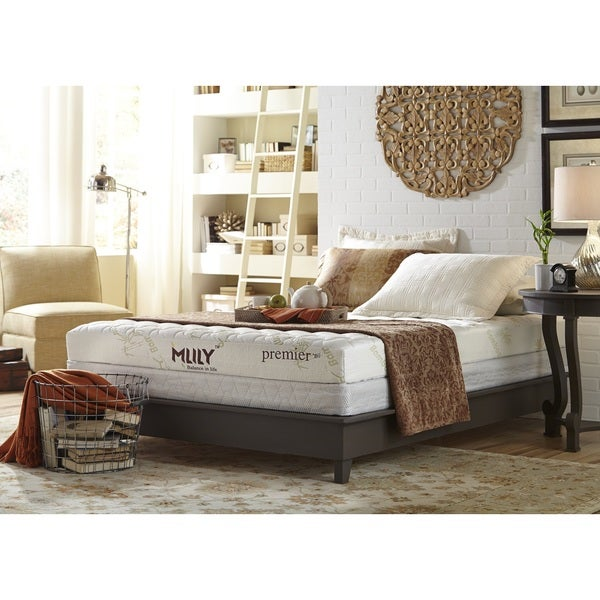 Mlily Premier 7-inch California King-size Gel Memory Foam Mattress