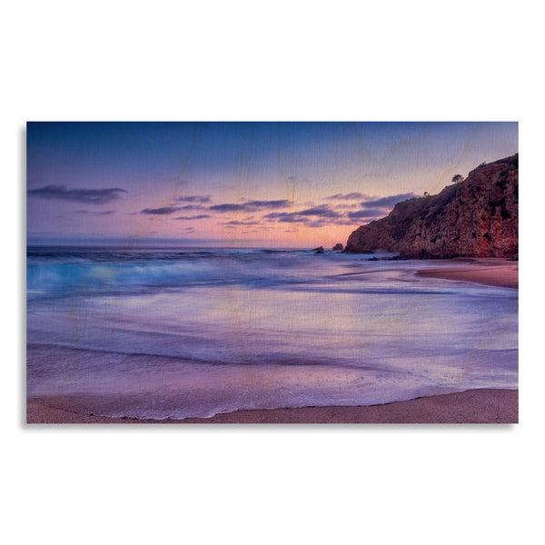 'California Beach Sunset'
