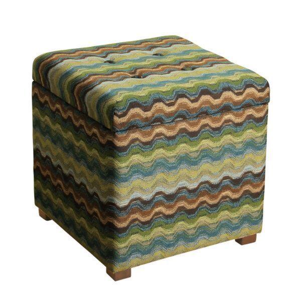HomePop Fashion Cube Storage Ottoman 16135419