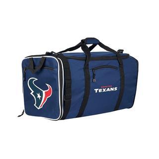 NFL Houston Texans 28-inch Blue Duffel Bag