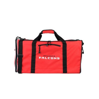 NFL Atlanta Falcons 28-inch Red Duffel Bag