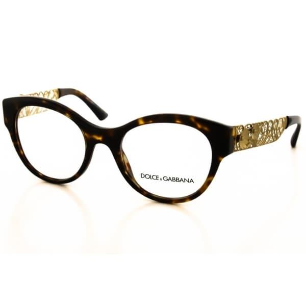 Dolce & Gabbana Dg3184 Filigrana Eyeglasses