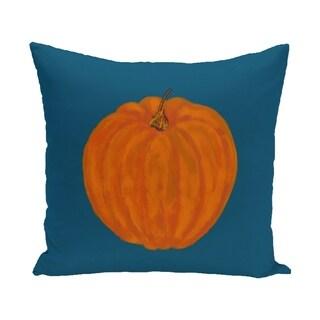 20 x 20-inch Li'l Pumpkin Holiday Print Pillow