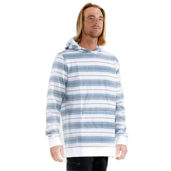 Quicksilver Men's White Blowout Pullover