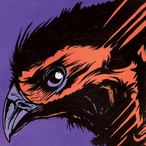 "Marmont Hill - ""Raven 2"" Print on Canvas"