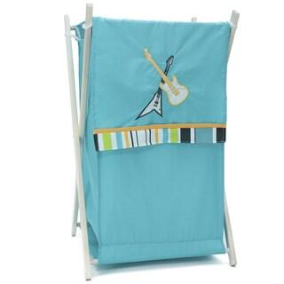 Pam Grace Creations Rockstar Laundry Hamper