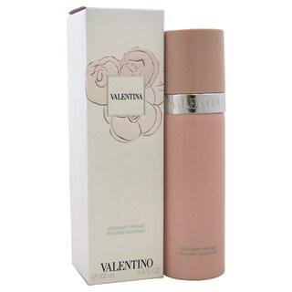 Valentina by Valentino Women's 3.4-ounce Perfumed Deodorant Spray