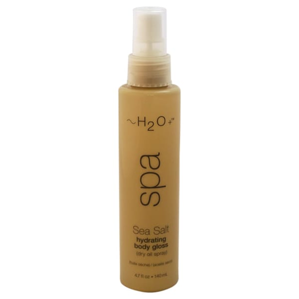 H2O+ Spa Sea Salt 4.7-ounce Hydrating Body Gloss Spray