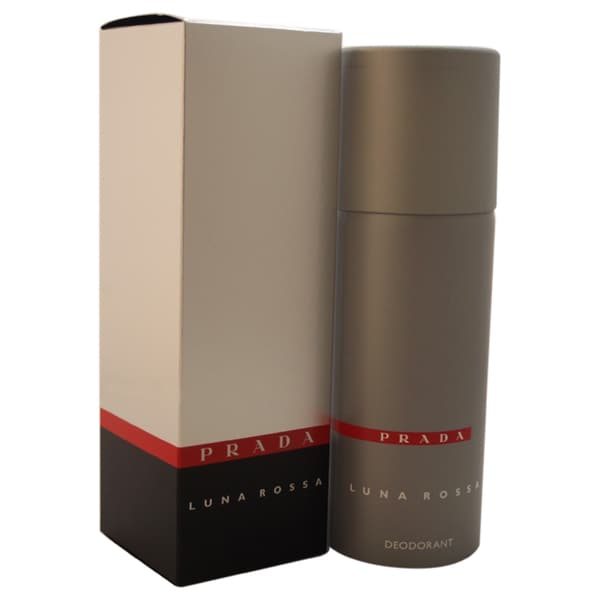 Prada Luna Rossa Men's 5-ounce Deodorant Spray