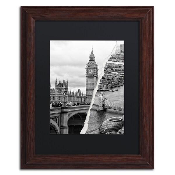 Philippe Hugonnard 'City of London' d Wall Art
