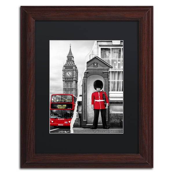 Philippe Hugonnard 'Look at London' d Wall Art