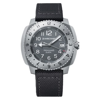 JeanRichard Men's 60150-11-21B-AN6D Watch