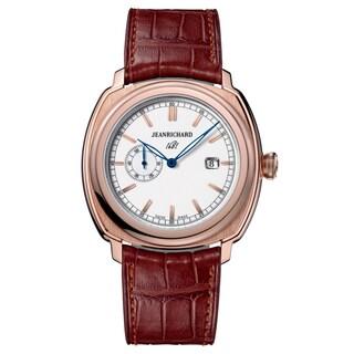 JeanRichard Men's 60330-52-132-BBBB Watch